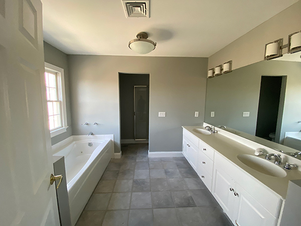 Home Bathroom Remodel